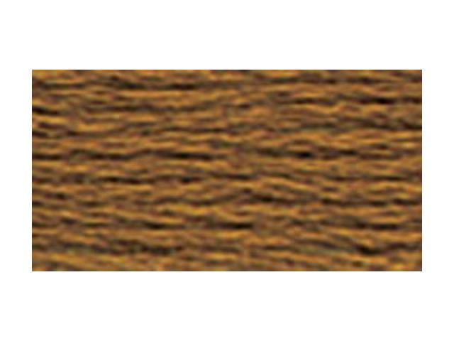 DMC Pearl Cotton Skeins Size 3 - 16.4 Yards-Very Dark Hazelnut Brown