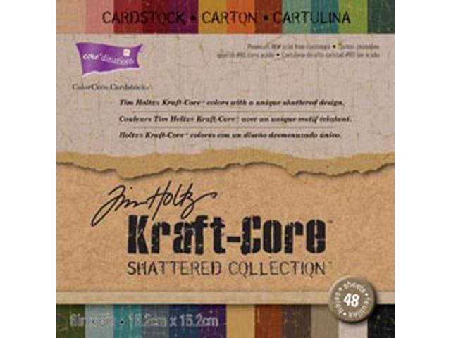 Core'dinations Kraft Core By Tim Holtz 6