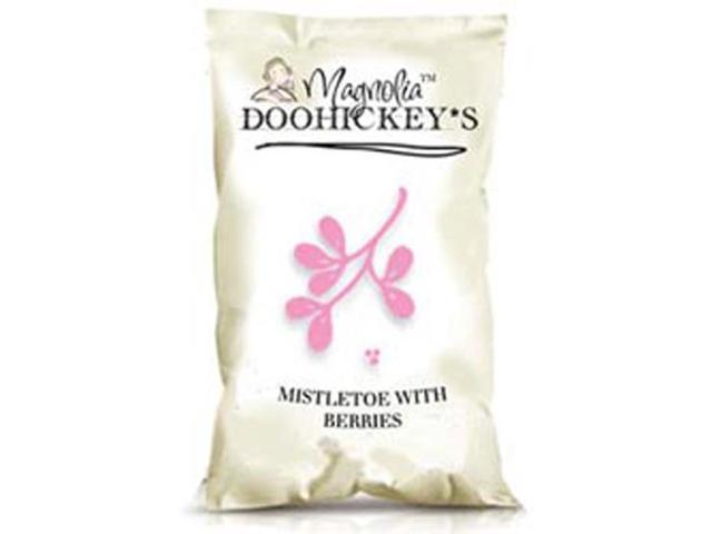 Sweet Christmas Dreams DooHickeys Dies-Vintage Mistletoe