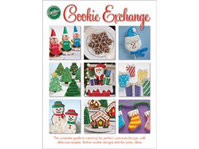 Wilton Books-Cookie Exchange
