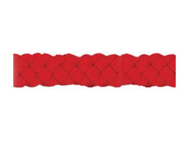 Bonnie Macrame Craft Cord 4mmX50yd-Red