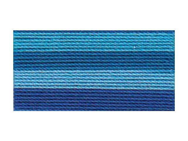 Lizbeth Cordonnet Cotton Size 20-Peacock Blue