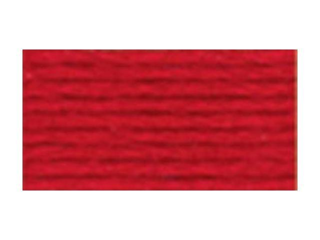 DMC Six Strand Embroidery Cotton 100 Gram Cone-Coral Red Very Dark
