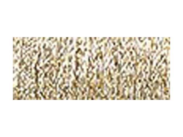 Kreinik Fine Metallic Braid #8 10 Meters (11 Yards)-Gold