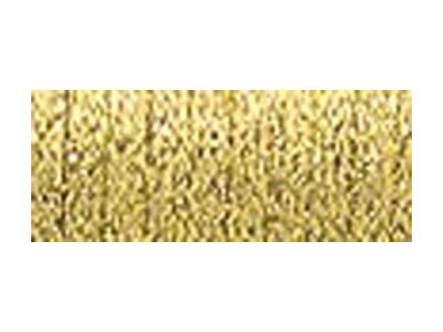 Kreinik Blending Filament 1 Ply 50 Meters (55 Yards)-Citron