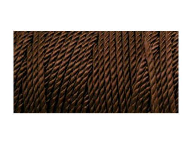Nylon Thread Size 18 197 Yards-Deep Brown