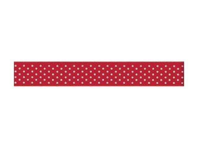 Swiss Dot Ribbon GG 5/8