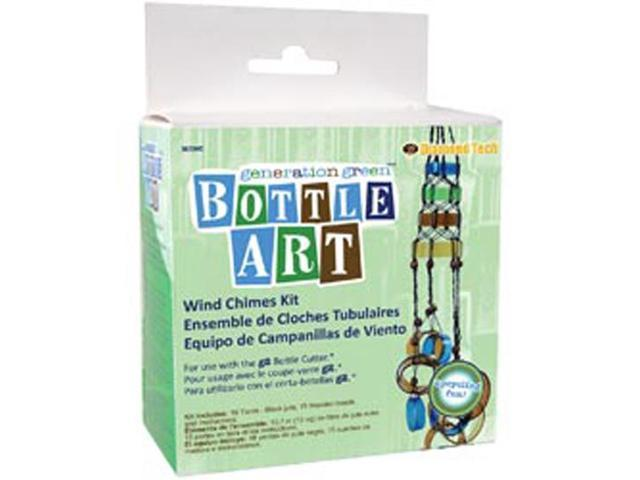 Bottle Art Kit-Windchime