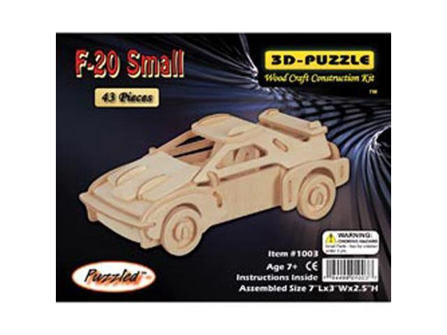 Jigsaw 3D Puzzle 43 Pieces 7
