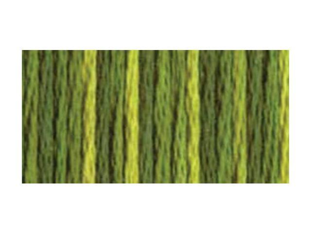 DMC Color Variations Pearl Cotton Size 5 - 27 Yards-Amazon Moss