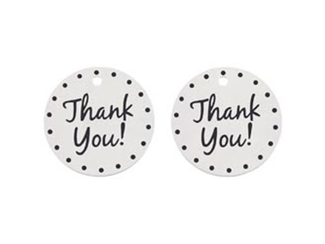 Favor Accents 12/Pkg-Thank You