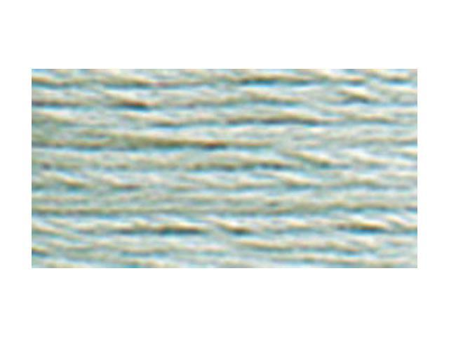 DMC Pearl Cotton Skeins Size 3 - 16.4 Yards-Very Light Grey Green