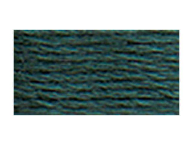 DMC Pearl Cotton Skeins Size 3 - 16.4 Yards-Very Dark Grey Green