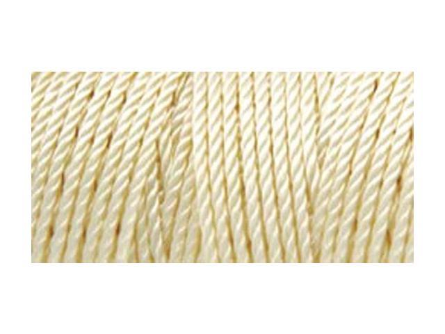 Nylon Thread Size 18 197 Yards-Natural