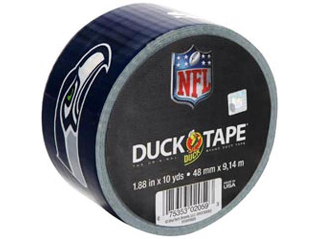 Printed NFL Duck Tape 1.88