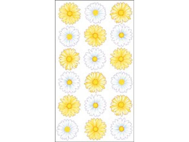 Sticko Classic Stickers-Lazy Daisies