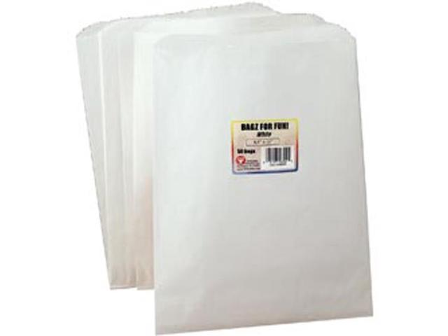 Pinch Bottom Paper Bags 8-1/2