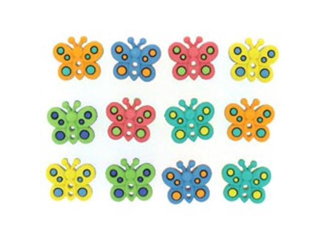 Dress It Up Embellishments-Sew Cute Butterflies
