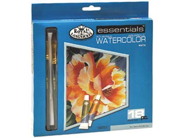 Essentials Watercolor Paint Set-