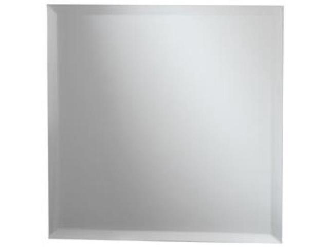 Square Bevel Mirror 12