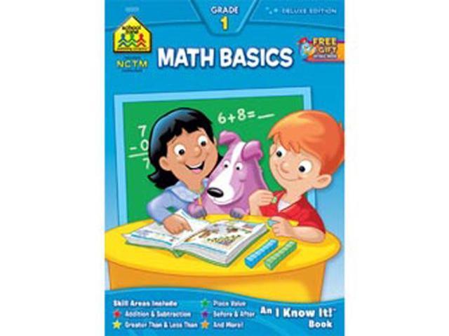 Workbooks-Math Grade 1