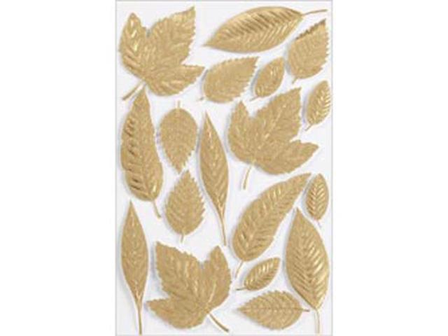 Martha Stewart Stickers-Elegant Nature Leaf