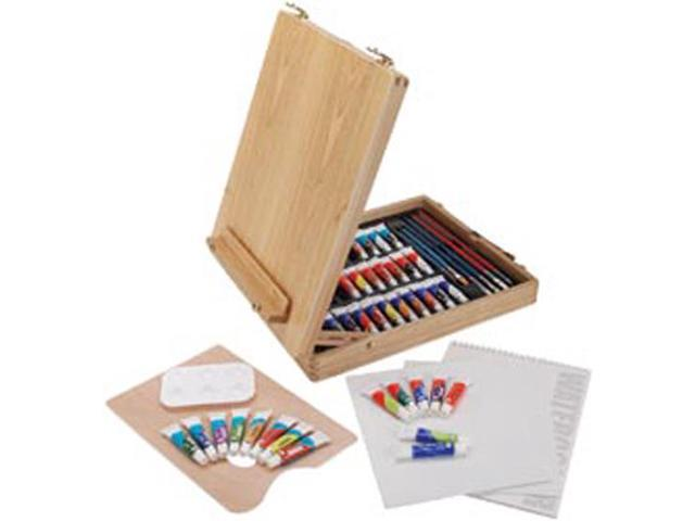 Easel Artist Set-All Media-48 Pieces
