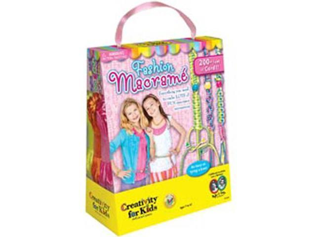 Fashion Macrame Kit-