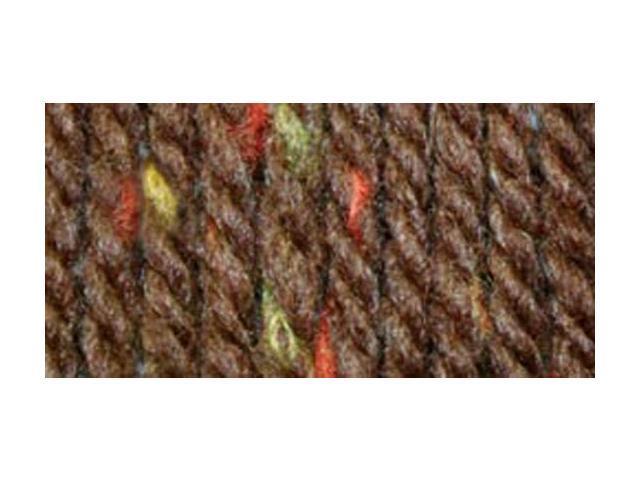 Spinrite 339357 Classic Wool Yarn Tweeds-Chestnut Tweed