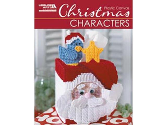 Leisure Arts-Christmas Characters