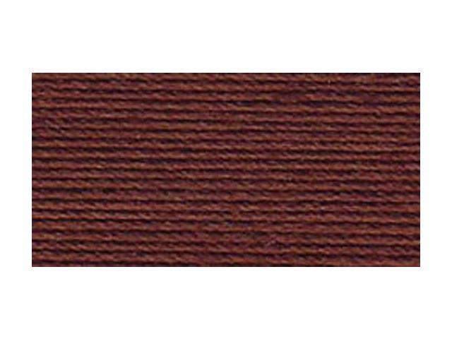 Lizbeth Cordonnet Cotton Size 10-Dark Mocha Brown