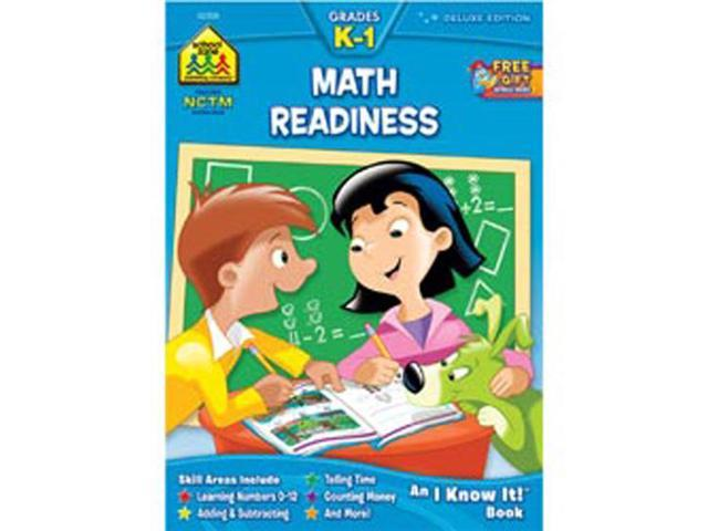 Workbooks-Math Readiness
