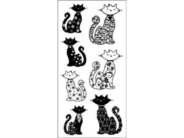 Inkadinkado Clear Pattern Stamps 4