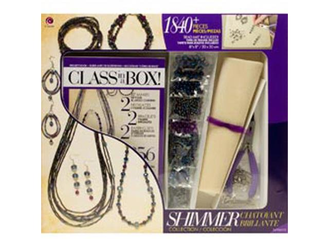 Jewelry Basics Class In A Box Kit-Shimmer