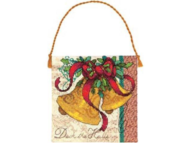 Gold Collection Petites Bells Ornament Counted Cross Stitch -4.25