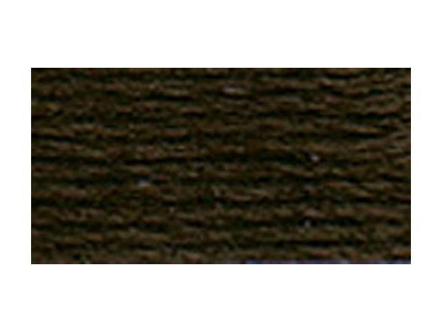 DMC Pearl Cotton Skeins Size 3 - 16.4 Yards-Black Brown