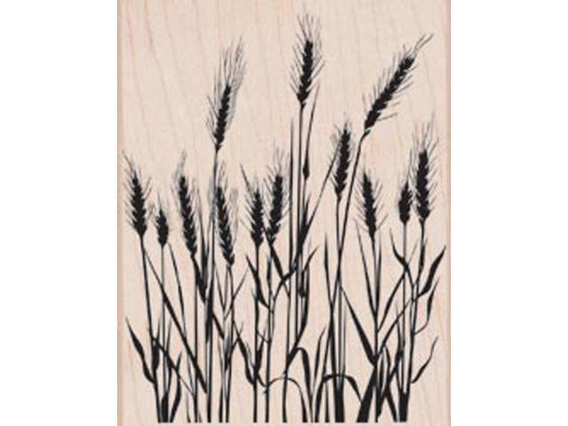 Hero Arts Mounted Stamp-Silhouette Grass