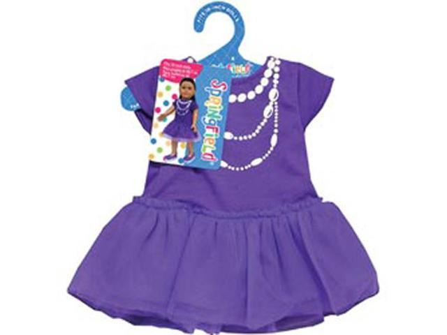 Springfield Collection Casual Dress-Purple