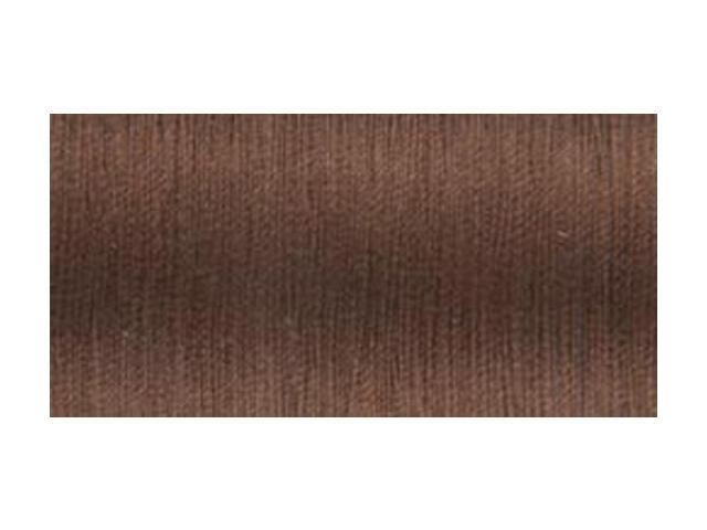 Organic Cotton Thread 300 Yards-Walnut
