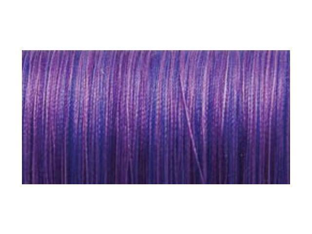 Silk Variegated Thread 200 Meters-Variegated Purples