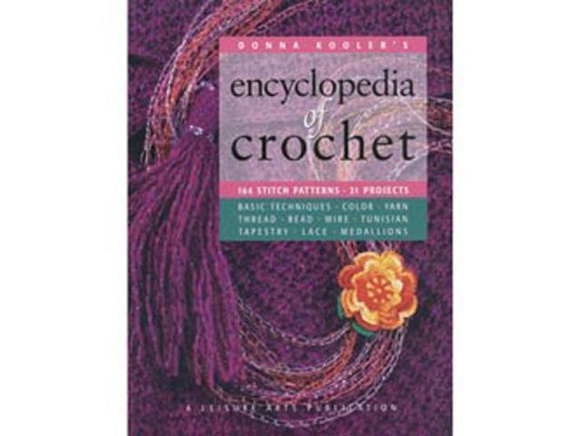 Leisure Arts-Encyclopedia Of Crochet