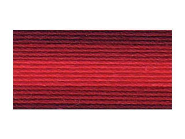 Lizbeth Cordonnet Cotton Size 10-Red Burst