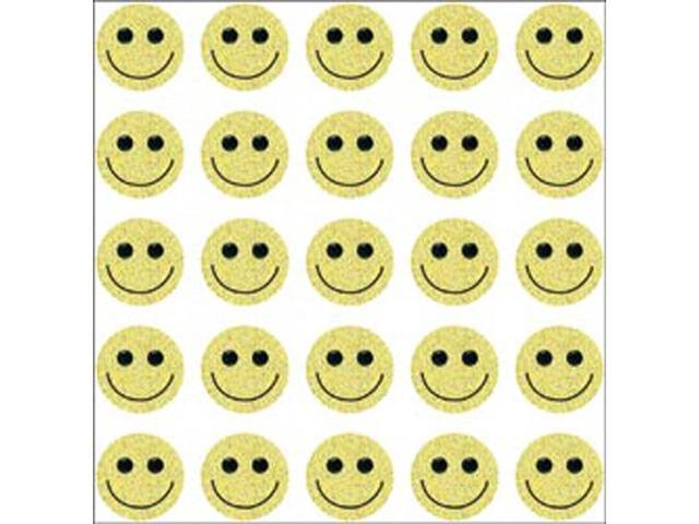 Jolee's Mini Repeats Stickers-Smiley Faces
