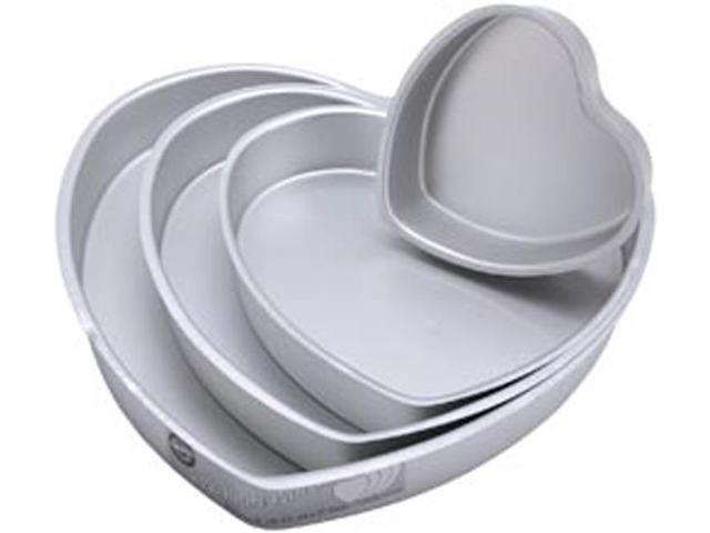 Decorator Preferred Cake Pan Set 4/Pkg-6