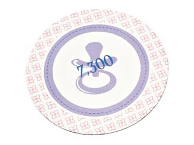 Wilton 20 BABY SHOWER TRIVIA COASTERS Party Drink Game
