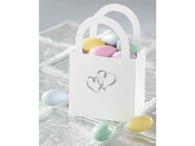 Favor Bags W/Handle 20/Pkg-Sweetheart