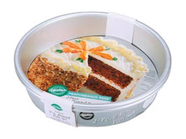 Performance Cake Pan Set 2/Pkg-9