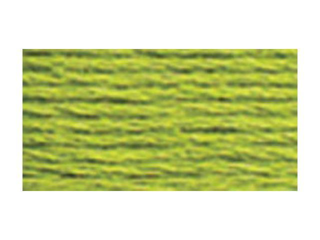 DMC Six Strand Embroidery Cotton 100 Gram Cone-Parrot Green Light