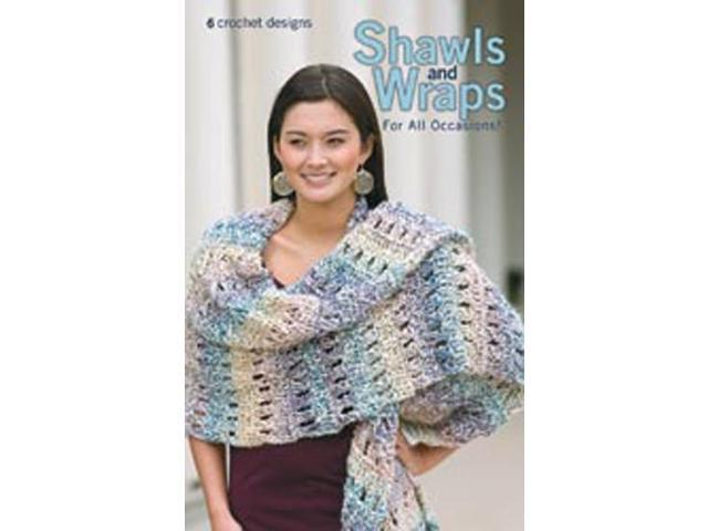 Leisure Arts-Shawls And Wraps
