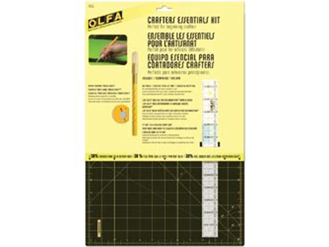Olfa Crafters Essentials Kit-